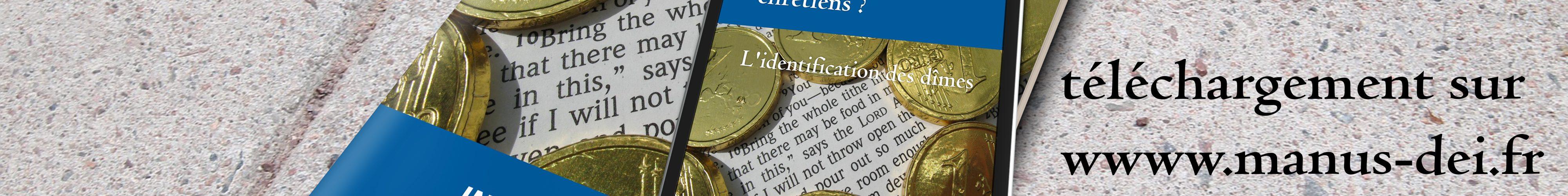 Livre identification des dîmes